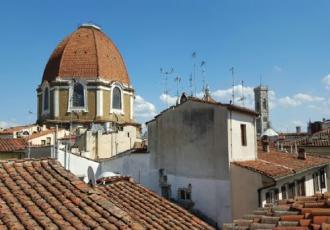 Affitto bilocale Firenze Via Del Melarancio, 60 metri quadri