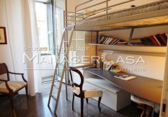 Affitto bilocale Genova Via Tommaso Invrea, 20 metri quadri